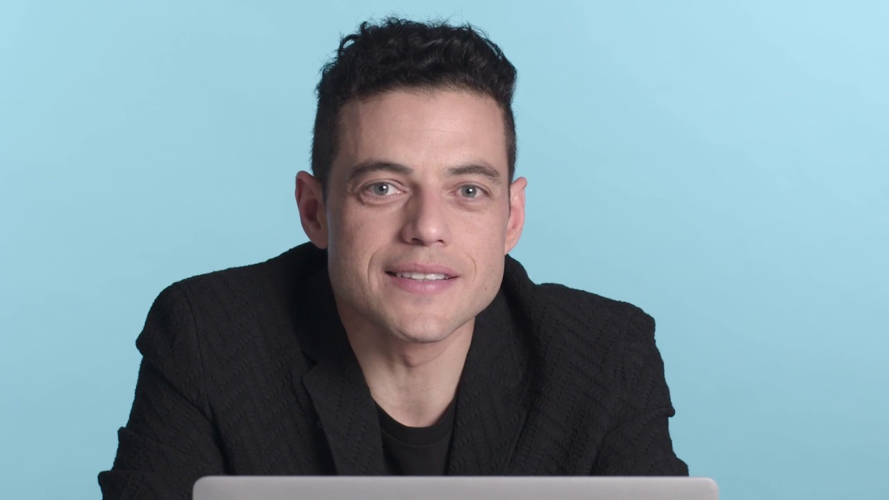 How does Rami Malek feel about being the new 'James Bond' villain? | British GQ