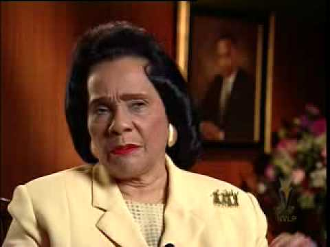 Coretta Scott King: Preparing to Start a Movement / The Montgomery Bus Boycott