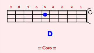 4° Mientras Viva - Generación 12 (Tutorial Bajo / Bass)