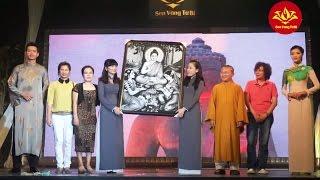 Đấu Giá Từ Thiện - Sen Vàng Từ Bi 2014 - SK Lan Anh