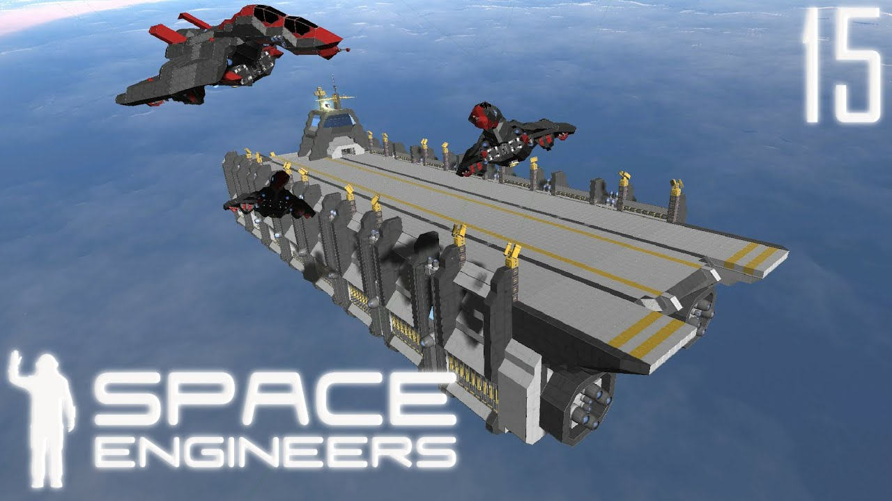 Space Engineers Building Land Vehicles