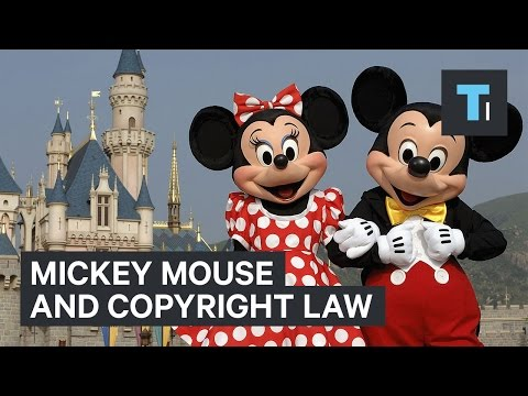 Mickey Mouse and copyright law Mp3