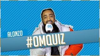 OM Quiz | Alonzo se prête au jeu