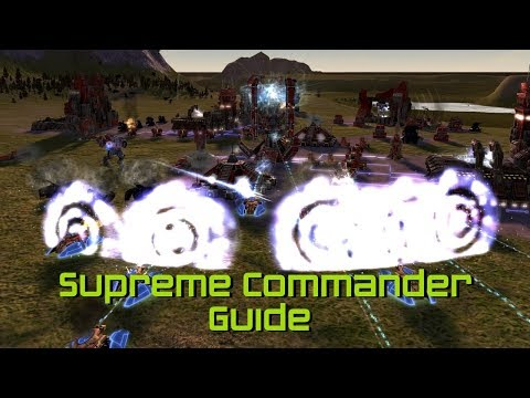 Generic Build Orders - FAF Tutorial 1 - Supreme Commander Forged Alliance
