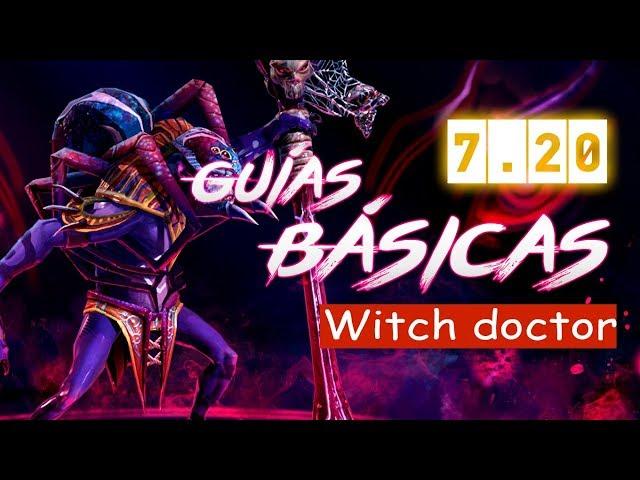 ¿Team en Problemas? soluciónalo con Witch Doctor l Guías Básicas Posición 5