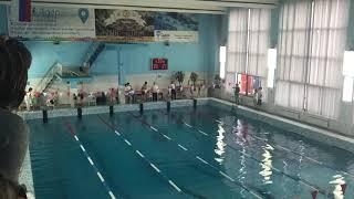 Первенство по Плаванию г.Таганрог 2019 100 метров
