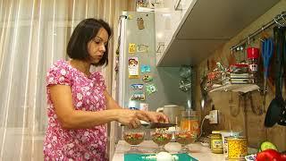 «Вкусный выходной»: готовим низкокалорийный салат с тунцом