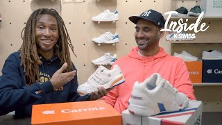 Inside K-Swiss Vlog Ep. 07 | Si-18 Carrots Campaign Video.