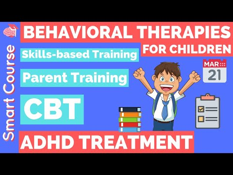 Child Behavioral Therapist | ADHD Behavioral Therapy - Cognitive Behavioral Therapy (CBT)