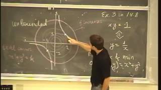 Lecture 14. Double Integrals  ‒ MATH 53: Multivariable Calculus with Edward Frenkel