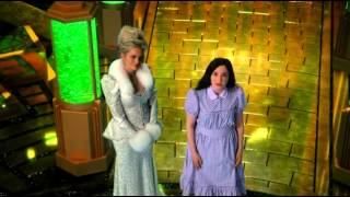 Once Upon A Time 3x20 Kansas Dorothy returns home Zelena banishes Glinda to the Enchanted Forest