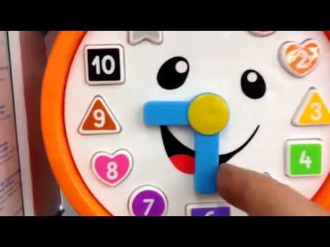 Kids Clock Toy