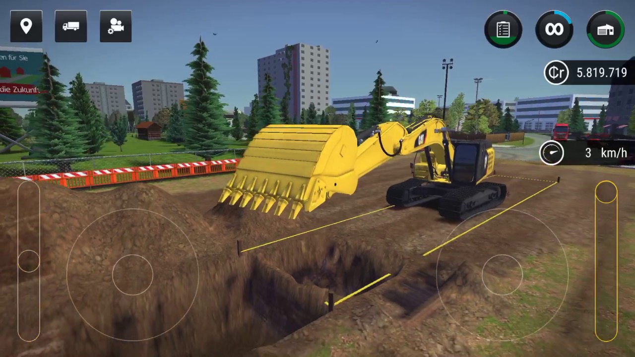 Construction Simulator 3 #73 HD
