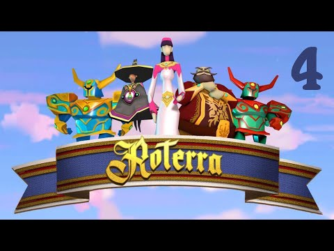 Roterra - Flip the Fairytale: iOS / Android Gameplay Walkthrough Part 4 (by Dig-It Games)