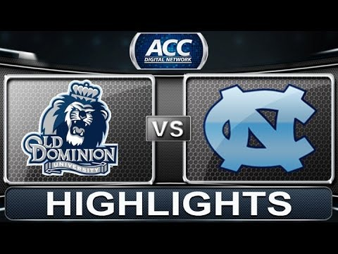 2013 ACC Football Highlights | Old Dominion Vs North Carolina | ACCDigitalNetwork