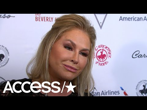 Kathy Hilton Gives An Update About Her Relationship With Kyle Richards: We Talk Regularly! | Access