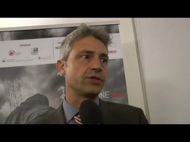Festival della migrazione 2016 - intervista a Paolo Cianconi