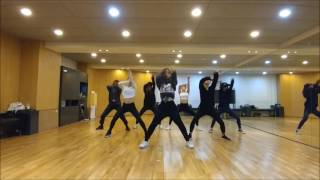 (Mirrored) PSY - 'NEW FACE' choreography dance ver. by YG's Dancers