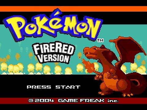 Pokémon FireRed Playthrough ~Longplay~
