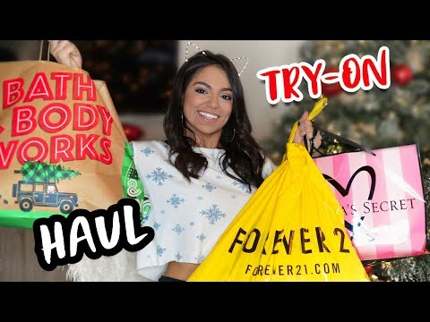 BLACK FRIDAY HAUL 2017 + TRY ON | Bethany Mota