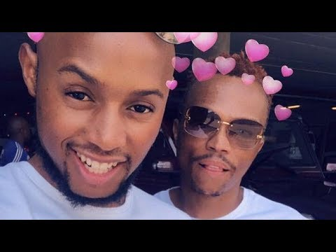 How Somizi Met His Future Husband Mohale Motaung Youtube