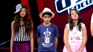 Hadise'nin Yarı Final kararı (O Ses Çocuklar Türkiye) 1. Sezon 8.Böüm