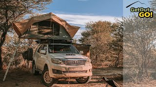 Tsendze Rustic Camp Reטiew - Camping in Kruger National Park