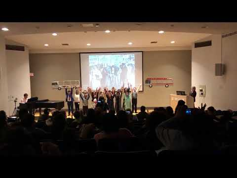"""BHS-Black History Month concert """"We shall not be moved"""""""