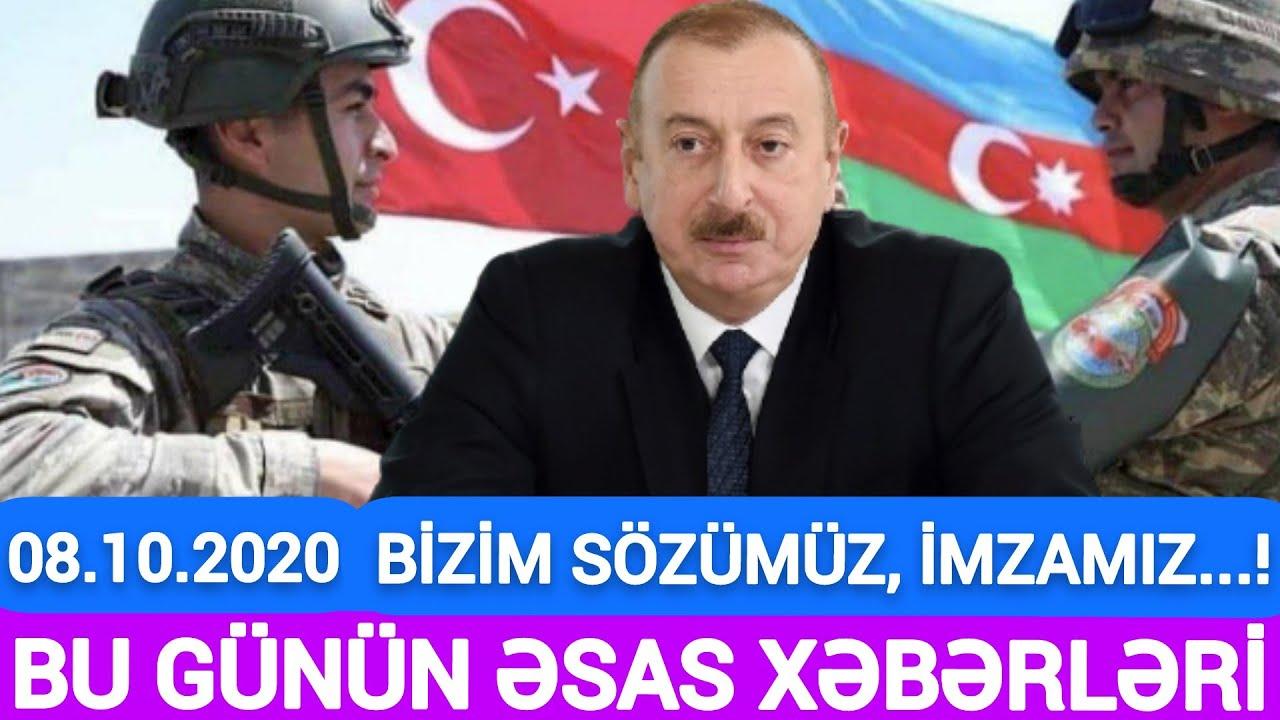 GÜNÜN  XƏBƏRLƏRİ, BİZİM SÖZÜMÜZ İMZAMIZ..! SON XEBERLER BUGUN 2020, AZERBAYCAN XEBERLERİ 2020
