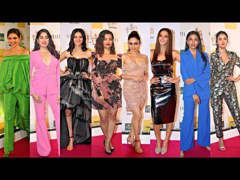 Bollywood Actress At Grazia Millennial Awards 2019 Mp3