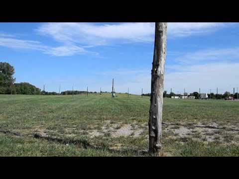 Woodhenge at Cahokia Mounds State Historic Site.