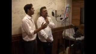 "Making of Marathi Song ""Shwaas Mee"" - Hariharan & Kedar Bhagwat"