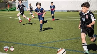 dv7 manhattan kickers travels to barcelona for the mic 17