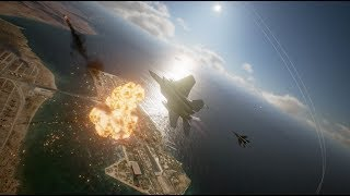 ACE COMBAT 7: SKIES UNKNOWN Gamescom Trailer | PS4, XB1, PC