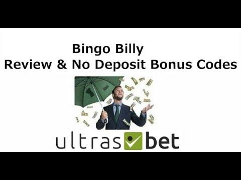 Bingo Billy Review No Deposit Bonus Codes Youtube