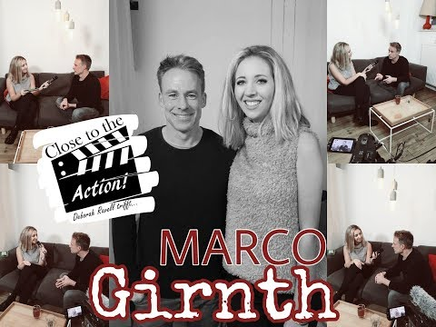 """""""Close to the Action - Deborah Ravell trifft..."""" MARCO GIRNTH (""""Soko Leipzig"""")"""