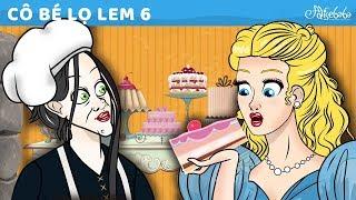 Cô bé lọ lem tập 6 - Chiếc Bánh Bị ếm Bù - truyện cổ tích việt nam - phim hoạt hình cho trẻ em