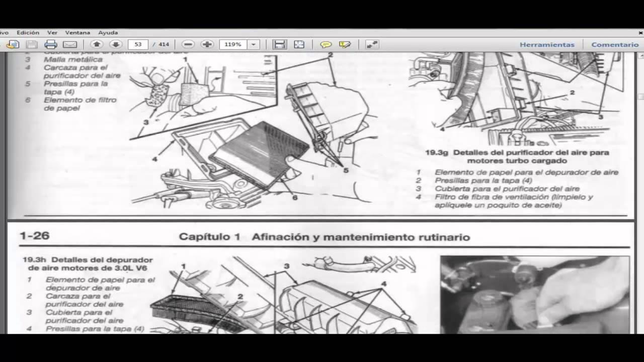 Caravan Voyager Town Contry 1984199596 Manual De Reparacion Y. Caravan Voyager Town Contry 1984199596 Manual De Reparacion Y Mecanica. Wiring. 2 5l Engine Diagram 1995 Caravan At Scoala.co