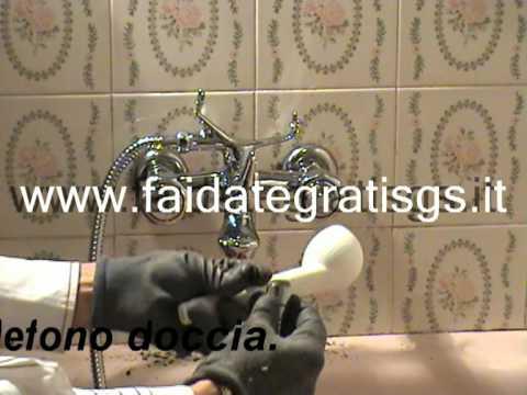 Vasca Da Bagno Perde Acqua : Come montare o sostituire un gruppo vasca da bagno.videoyoutube demo