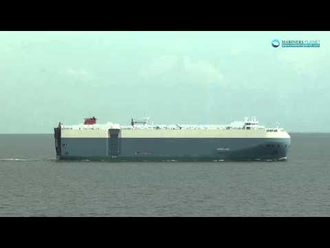 DIGNITY ACE VEHICLES CARRIER SHIP FOR MERCHANT NAVY