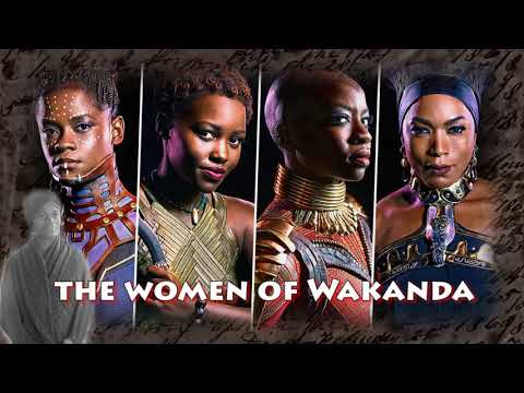 The Women of Wakanda Black Panther Review -  Video