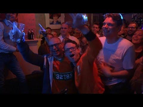 Duncan wint Eurovisie Songfestival voor Nederland, De Roze Beurs gaat uit z'n dak