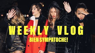 WEEKLY VLOG BIEN SYMPATOCHE || Léna Situations