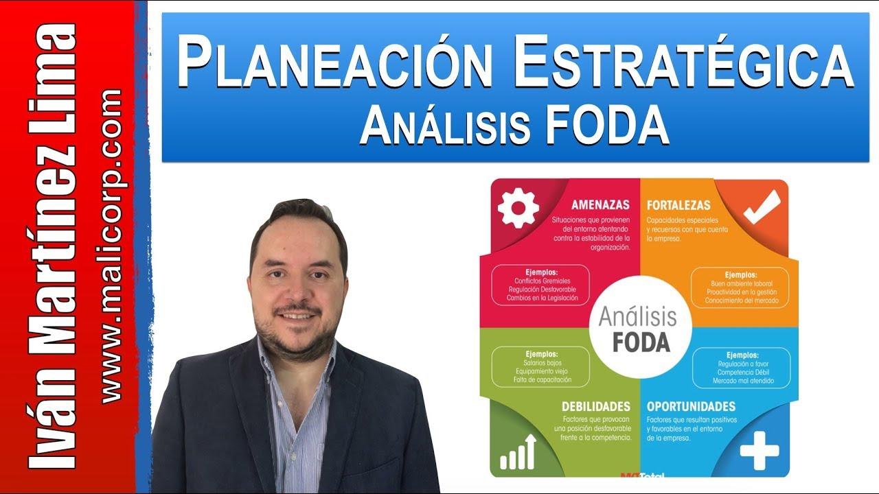 Download 💡 Qué es y cómo se hace un Análisis FODA - Planeación Estratégica - DOFA -SWOT - Planificación
