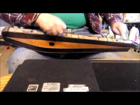 Black Eyed Susie - John Mawhee Dulcimer