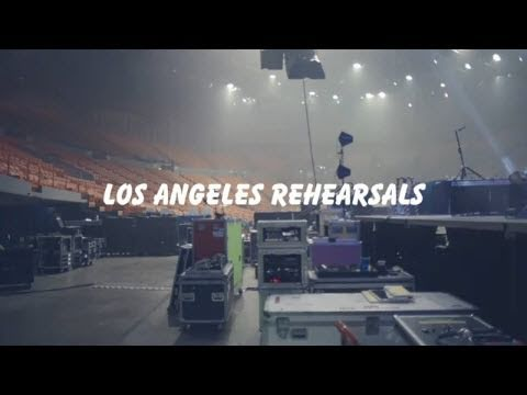 Katy Perry Concert Candy: LA Rehearsals