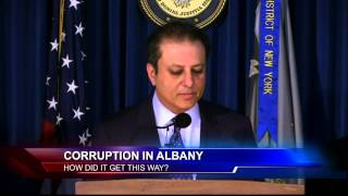 Corruption in Albany