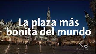 La plaza más bonita del mundo | Bélgica y Luxemburgo #4