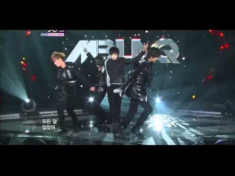 [HD] 110211 MBLAQ - Stay
