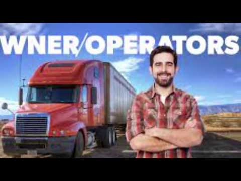 OWNER OPERATORS DESERVE MORE